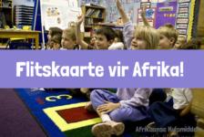 Flitskaarte vir Afrika!